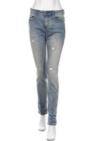 Dámske džínsy  Esprit, Veľkosť S, Farba Modrá, 99% bavlna, 1% elastan, Cena  13,34€