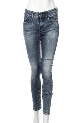 Damskie jeansy G-Star Raw, Rozmiar M, Kolor Niebieski, 98% bawełna, 2% elastyna, Cena 111,00zł
