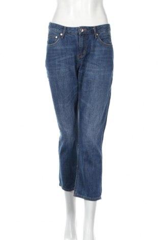 Dámske džínsy  H&M, Veľkosť M, Farba Modrá, Bavlna, Cena  13,34€