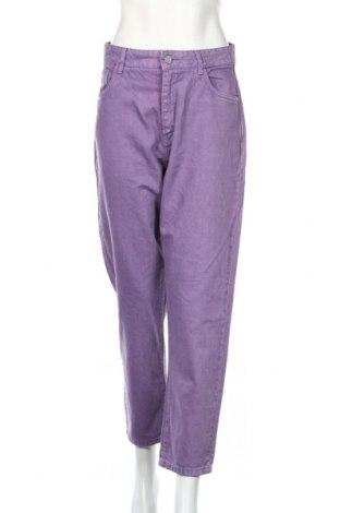 Dámske džínsy  Reserved, Veľkosť L, Farba Fialová, 100% bavlna, Cena  21,65€