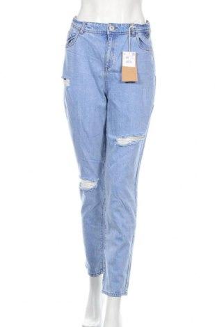 Dámske džínsy  Reserved, Veľkosť M, Farba Modrá, Bavlna, Cena  21,65€