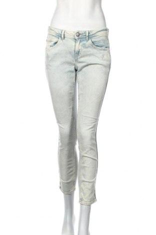 Γυναικείο Τζίν Street One, Μέγεθος S, Χρώμα Μπλέ, 99% βαμβάκι, 1% ελαστάνη, Τιμή 17,19€