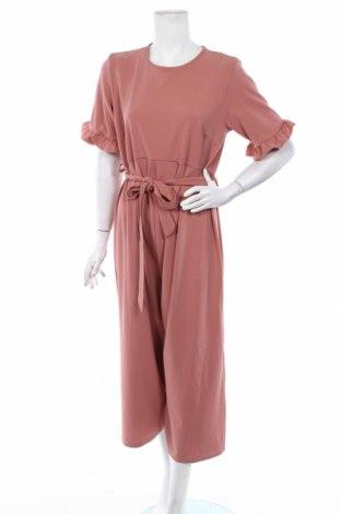 Γυναικεία σαλοπέτα Boohoo, Μέγεθος L, Χρώμα Ρόζ , 95% πολυεστέρας, 5% ελαστάνη, Τιμή 17,81€