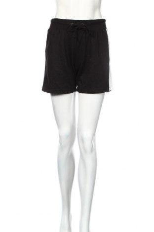Pantaloni scurți de femei Boohoo, Mărime S, Culoare Negru, 52% bumbac, 48% poliester, Preț 60,63 Lei