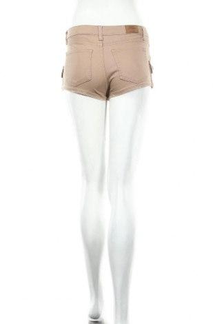 Γυναικείο κοντό παντελόνι Cropp, Μέγεθος S, Χρώμα  Μπέζ, 98% βαμβάκι, 2% ελαστάνη, Τιμή 2,40€