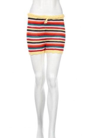 Pantaloni scurți de femei Nasty Gal, Mărime XS, Culoare Multicolor, Acrilic, Preț 73,89 Lei