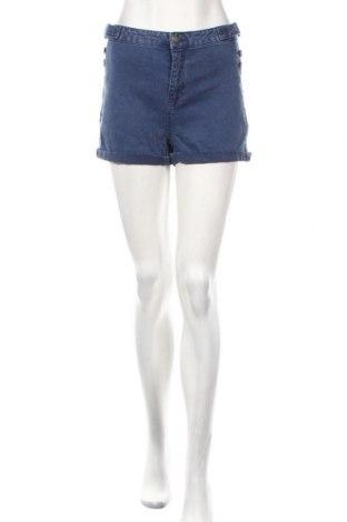 Dámske kraťasy  Reserved, Veľkosť XS, Farba Modrá, 97% bavlna, 3% elastan, Cena  23,71€
