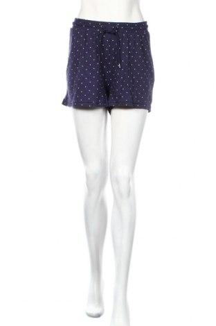 Γυναικείο κοντό παντελόνι S.Oliver, Μέγεθος M, Χρώμα Μπλέ, 50% βαμβάκι, 50% μοντάλ, Τιμή 15,59€