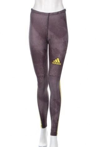 Γυναικείο κολάν Adidas, Μέγεθος M, Χρώμα Μαύρο, 86% πολυεστέρας, 14% ελαστάνη, Τιμή 24,19€