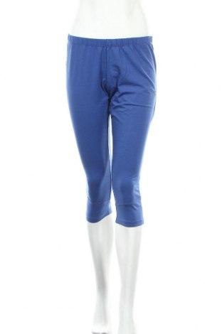Női leggings Diadora, Méret L, Szín Kék, 95% pamut, 5% elasztán, Ár 9440 Ft