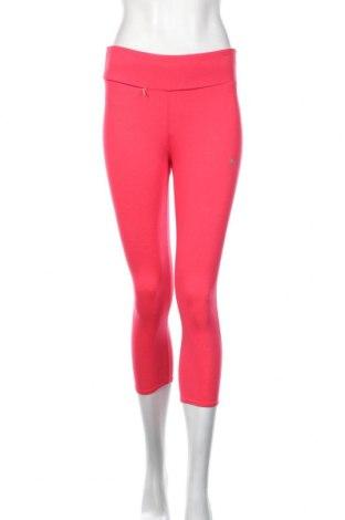 Dámské legíny  PUMA, Rozměr S, Barva Růžová, 57% bavlna, 32% polyester, 11% elastan, Cena  720,00Kč
