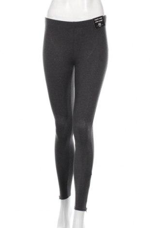 Női leggings Sinsay, Méret XS, Szín Szürke, 57% pamut, 39% poliészter, 4% elasztán, Ár 5440 Ft