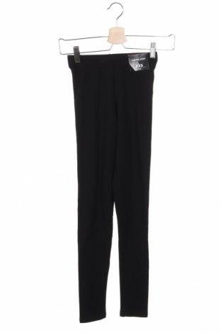 Női leggings Sinsay, Méret XXS, Szín Fekete, 95% pamut, 5% elasztán, Ár 5120 Ft