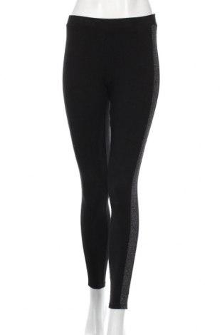 Női leggings Sinsay, Méret L, Szín Fekete, 95% pamut, 5% elasztán, Ár 5440 Ft
