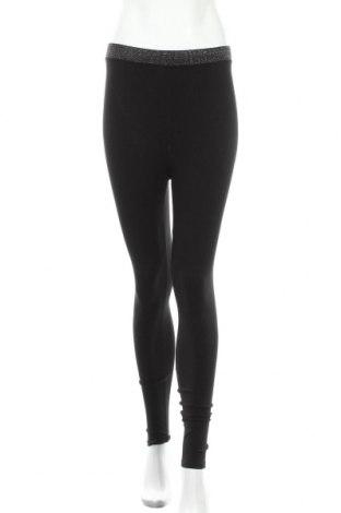 Női leggings Sinsay, Méret S, Szín Fekete, 95% pamut, 5% elasztán, Ár 5440 Ft