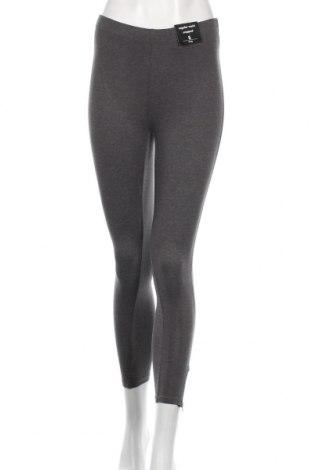 Női leggings Sinsay, Méret S, Szín Szürke, 96% pamut, 4% elasztán, Ár 5440 Ft
