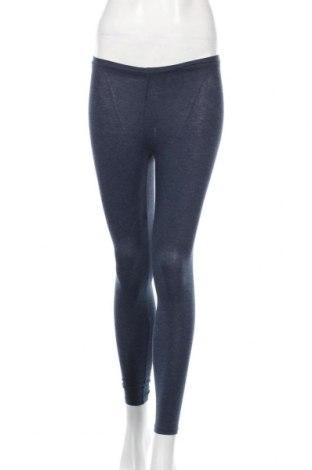 Női leggings Sinsay, Méret XXS, Szín Kék, 57% pamut, 38% poliészter, 5% elasztán, Ár 5440 Ft