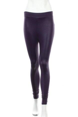 Női leggings Yfl Reserved, Méret S, Szín Lila, 95% poliészter, 5% elasztán, Ár 5440 Ft