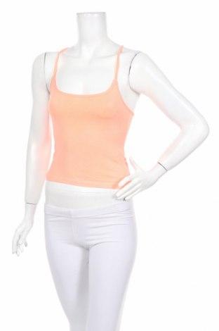Γυναικείο αμάνικο μπλουζάκι Sinsay, Μέγεθος S, Χρώμα Ρόζ , 95% βαμβάκι, 5% ελαστάνη, Τιμή 6,43€