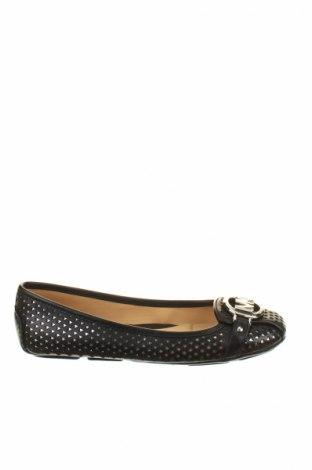 Дамски обувки Michael Kors, Размер 36, Цвят Черен, Естествена кожа, Цена 90,75лв.