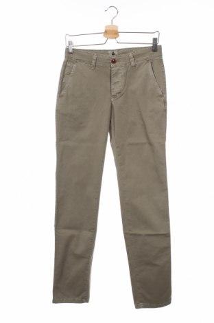 Γυναικείο παντελόνι, Μέγεθος M, Χρώμα Πράσινο, 98% βαμβάκι, 2% ελαστάνη, Τιμή 20,79€