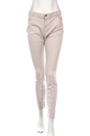 Dámske nohavice Clockhouse, Veľkosť L, Farba Béžová, Cena  13,34€