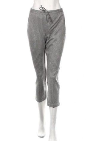 Γυναικείο παντελόνι Damart, Μέγεθος M, Χρώμα Γκρί, 64% βισκόζη, 19% πολυεστέρας, 13% πολυαμίδη, 4% ελαστάνη, Τιμή 21,65€