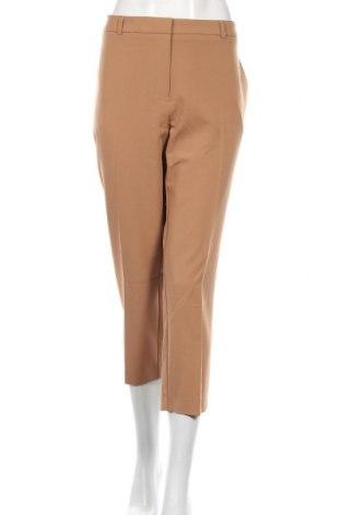 Γυναικείο παντελόνι Dorothy Perkins, Μέγεθος XL, Χρώμα Καφέ, 74% πολυεστέρας, 19% βισκόζη, 7% ελαστάνη, Τιμή 25,61€