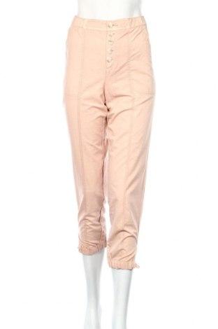 Γυναικείο παντελόνι Edc By Esprit, Μέγεθος XS, Χρώμα Ρόζ , Βαμβάκι, Τιμή 29,32€