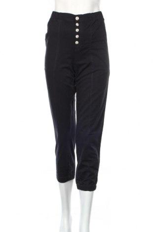 Γυναικείο παντελόνι Edc By Esprit, Μέγεθος XS, Χρώμα Μπλέ, Βαμβάκι, Τιμή 27,46€