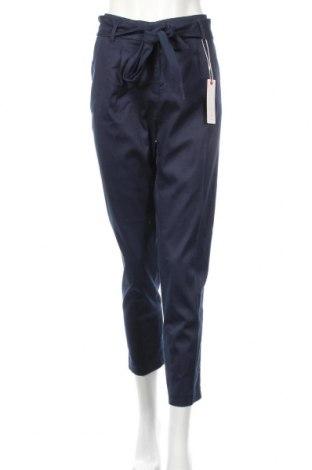 Γυναικείο παντελόνι Esprit, Μέγεθος M, Χρώμα Μπλέ, 8% lyocell, 38% βαμβάκι, 4% ελαστάνη, Τιμή 33,03€