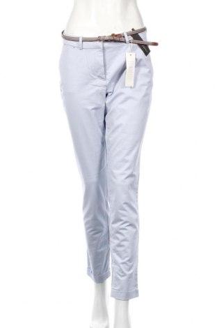 Γυναικείο παντελόνι Esprit, Μέγεθος M, Χρώμα Μπλέ, 98% βαμβάκι, 2% ελαστάνη, Τιμή 33,03€