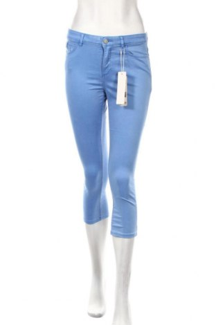 Γυναικείο παντελόνι Esprit, Μέγεθος XS, Χρώμα Μπλέ, 96% βαμβάκι, 4% ελαστάνη, Τιμή 21,90€
