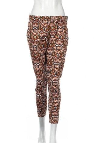 Dámske nohavice H&M, Veľkosť M, Farba Viacfarebná, 65% bavlna, 33% polyester, 2% elastan, Cena  14,45€