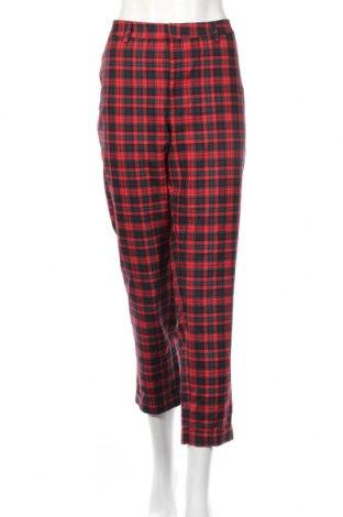 Dámske nohavice H&M L.o.g.g, Veľkosť XL, Farba Viacfarebná, 64% polyester, 35% viskóza, Cena  12,78€