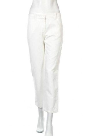 Γυναικείο παντελόνι Patrizia Pepe, Μέγεθος M, Χρώμα Λευκό, Τιμή 6,16€