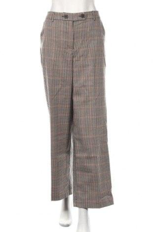 Γυναικείο παντελόνι Pimkie, Μέγεθος M, Χρώμα Πολύχρωμο, 65% πολυεστέρας, 34% βισκόζη, 1% ελαστάνη, Τιμή 21,90€