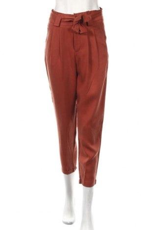 Γυναικείο παντελόνι Reserved, Μέγεθος S, Χρώμα Καφέ, Lyocell, Τιμή 17,07€