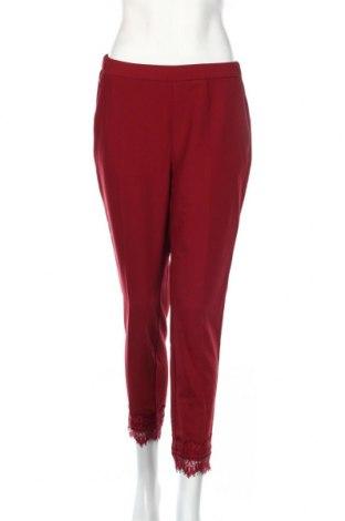 Γυναικείο παντελόνι Reserved, Μέγεθος M, Χρώμα Κόκκινο, 65% πολυεστέρας, 30% βισκόζη, 5% ελαστάνη, Τιμή 20,79€
