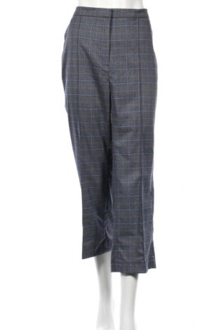 Γυναικείο παντελόνι Reserved, Μέγεθος M, Χρώμα Μπλέ, 64% πολυεστέρας, 35% βισκόζη, 1% ελαστάνη, Τιμή 20,04€