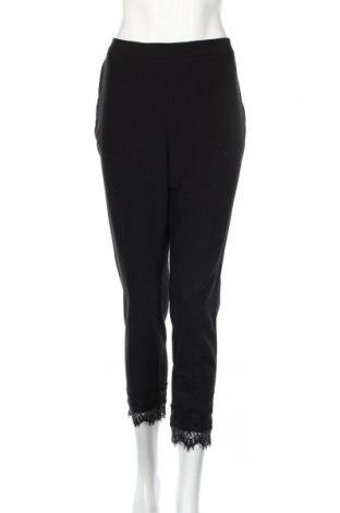 Γυναικείο παντελόνι Reserved, Μέγεθος L, Χρώμα Μαύρο, 65% πολυεστέρας, 30% βισκόζη, 5% ελαστάνη, Τιμή 21,65€