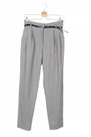 Γυναικείο παντελόνι Reserved, Μέγεθος M, Χρώμα Γκρί, 73% πολυεστέρας, 25% βισκόζη, 2% ελαστάνη, Τιμή 21,65€