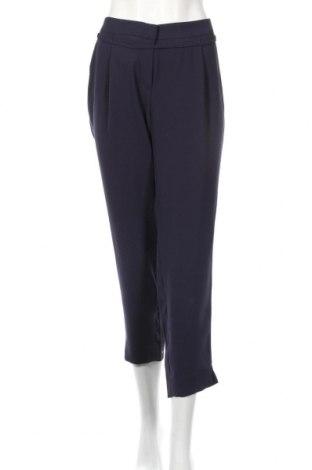 Γυναικείο παντελόνι S.Oliver, Μέγεθος L, Χρώμα Μπλέ, Πολυεστέρας, Τιμή 38,21€