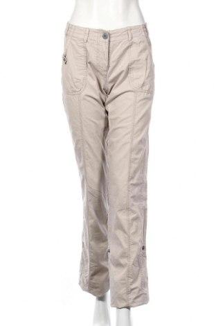 Dámske nohavice S.Oliver, Veľkosť M, Farba Béžová, Bavlna, Cena  12,78€