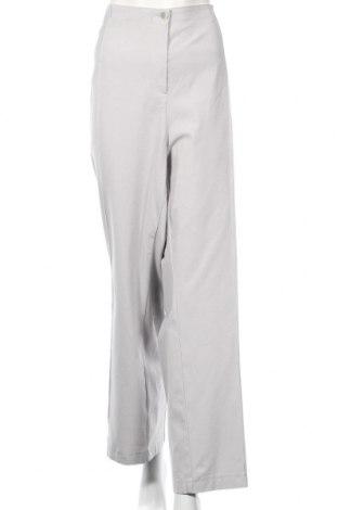 Γυναικείο παντελόνι Selection By Ulla Popken, Μέγεθος 5XL, Χρώμα Γκρί, Τιμή 39,33€