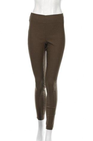 Γυναικείο παντελόνι Sinsay, Μέγεθος XL, Χρώμα Πράσινο, 73% βισκόζη, 23% πολυεστέρας, 4% ελαστάνη, Τιμή 16,33€