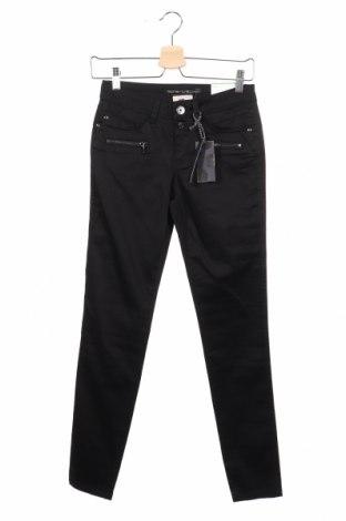 Γυναικείο παντελόνι Street One, Μέγεθος XXS, Χρώμα Μαύρο, 97% βαμβάκι, 3% ελαστάνη, Τιμή 28,01€