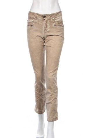 Γυναικείο παντελόνι Street One, Μέγεθος M, Χρώμα  Μπέζ, Τιμή 15,28€