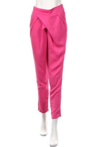 Γυναικείο παντελόνι Top Secret, Μέγεθος L, Χρώμα Ρόζ , Πολυεστέρας, Τιμή 23,01€