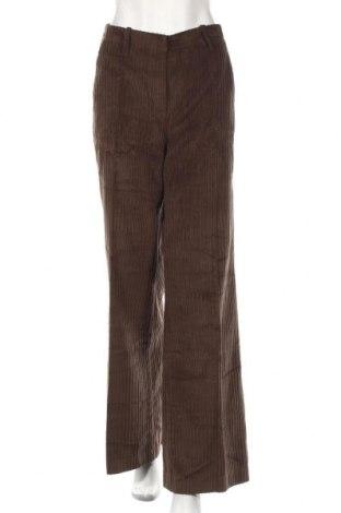 Γυναικείο παντελόνι United Colors Of Benetton, Μέγεθος S, Χρώμα Καφέ, Βαμβάκι, Τιμή 25,61€